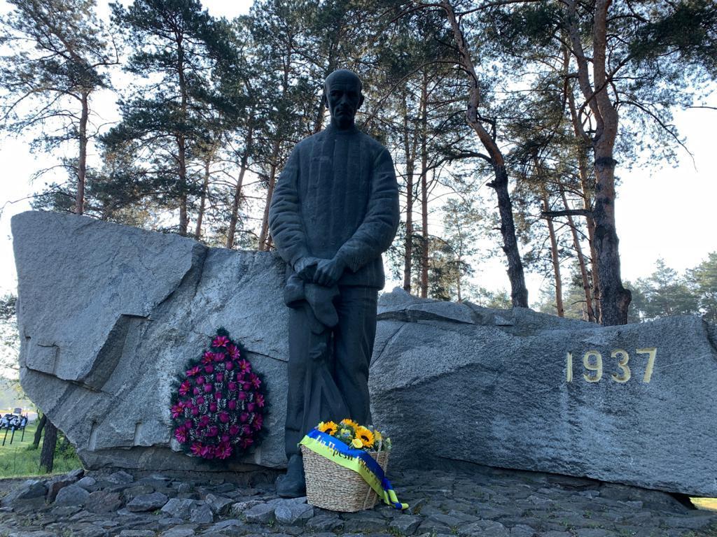 В Украине - День памяти жертв политических репрессий / фото president.gov.ua