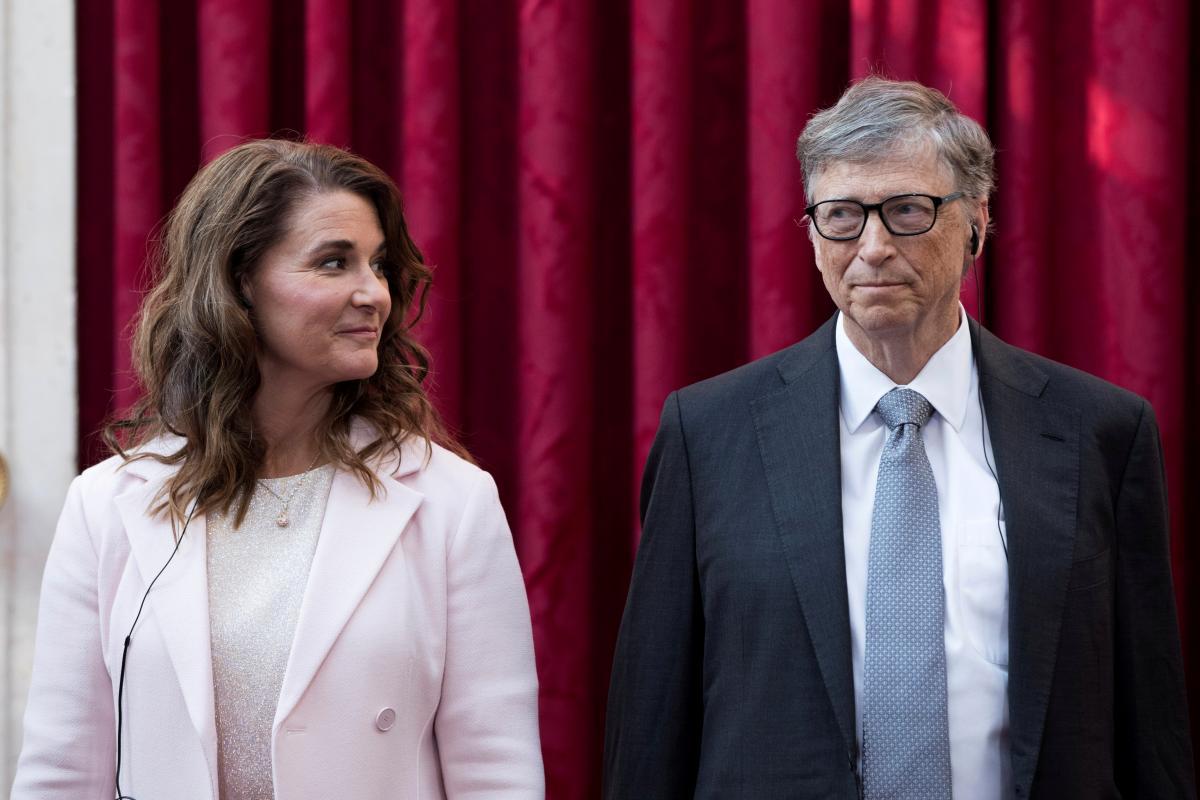 Билл и Мелинда Гейтс объявили о разводе в начале мая / фото REUTERS
