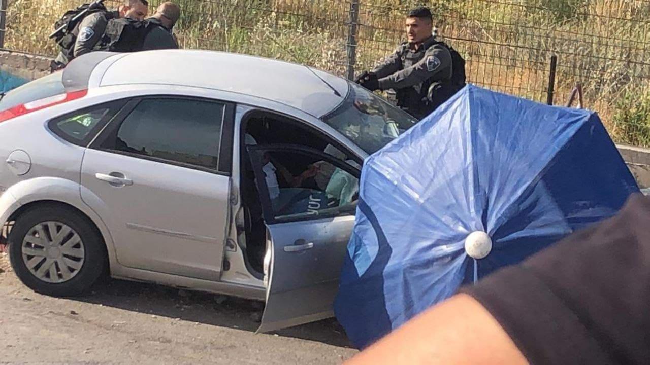 В результате наезда авто в Иерусалиме пострадали люди / фото twitter.com/manniefabian