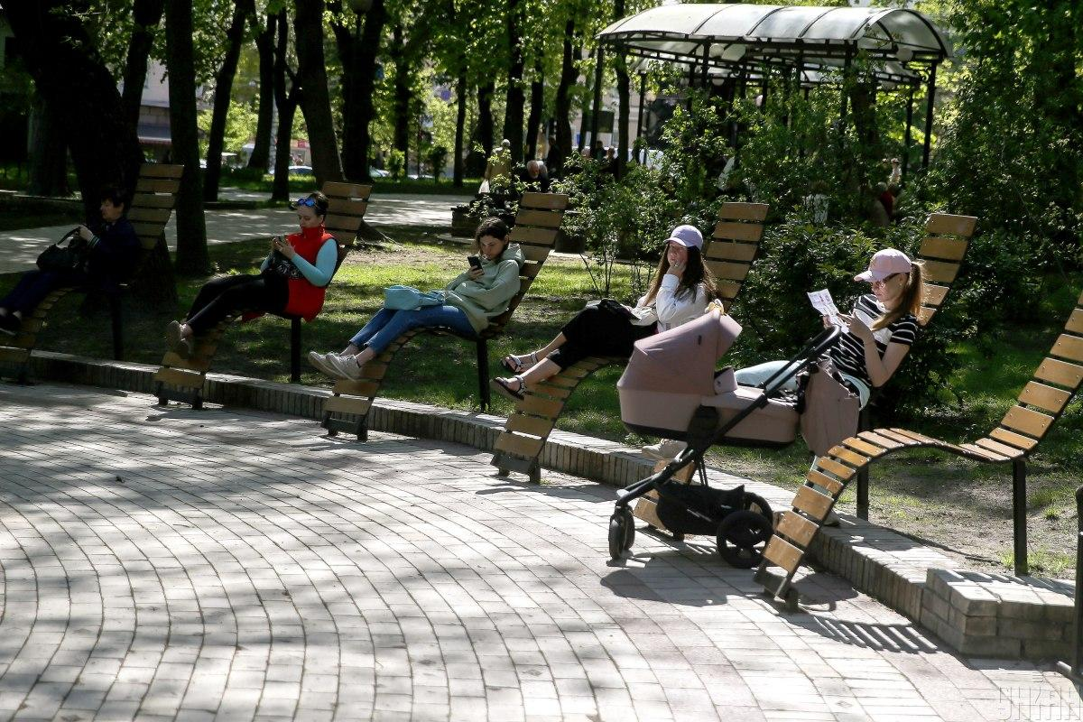 Kyiv mayor reports 402 new COVID-19 cases, 12 fatalities / Photo from UNIAN