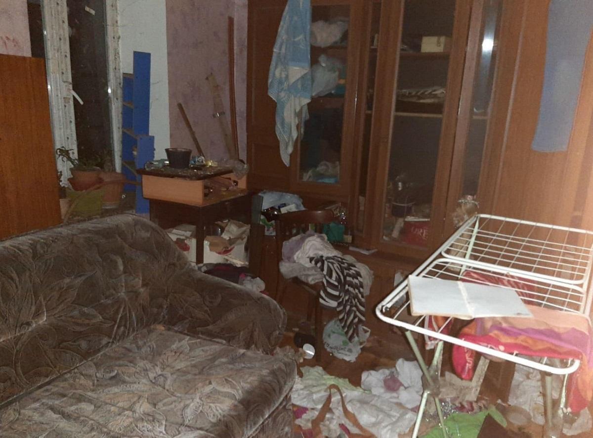 У будинку, звідки забрали дітей була антисанітарія \ фото dumskaya.net