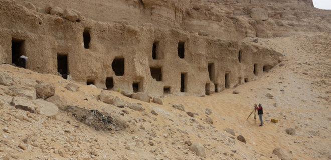 Египетские археологи нашли около 300 древних гробниц \ фото antiquities.gov.eg