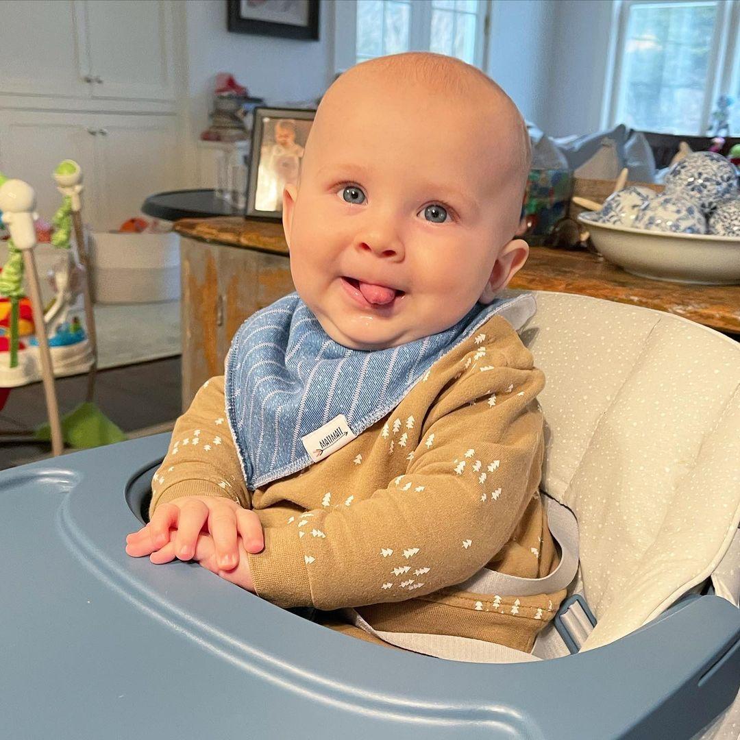 Сын Болдуина попал в больницу / instagram.com/hilariabaldwin