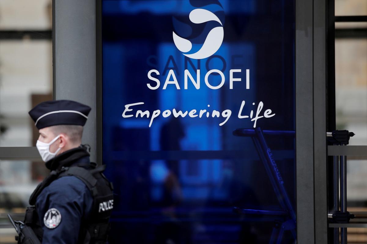 Sanofi / фото REUTERS