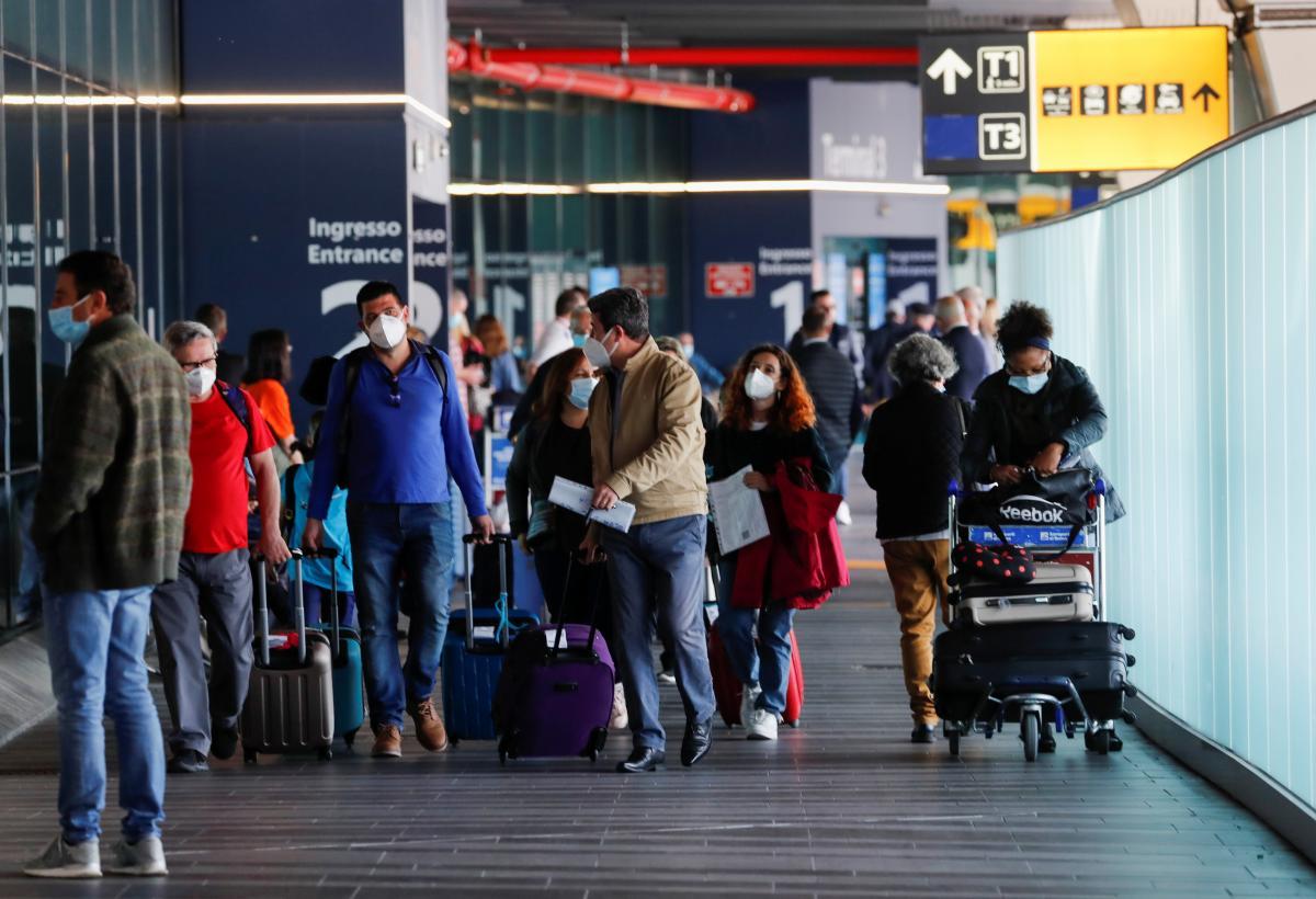 США планируют снять запрет на поездки для граждан ЕС / фото REUTERS