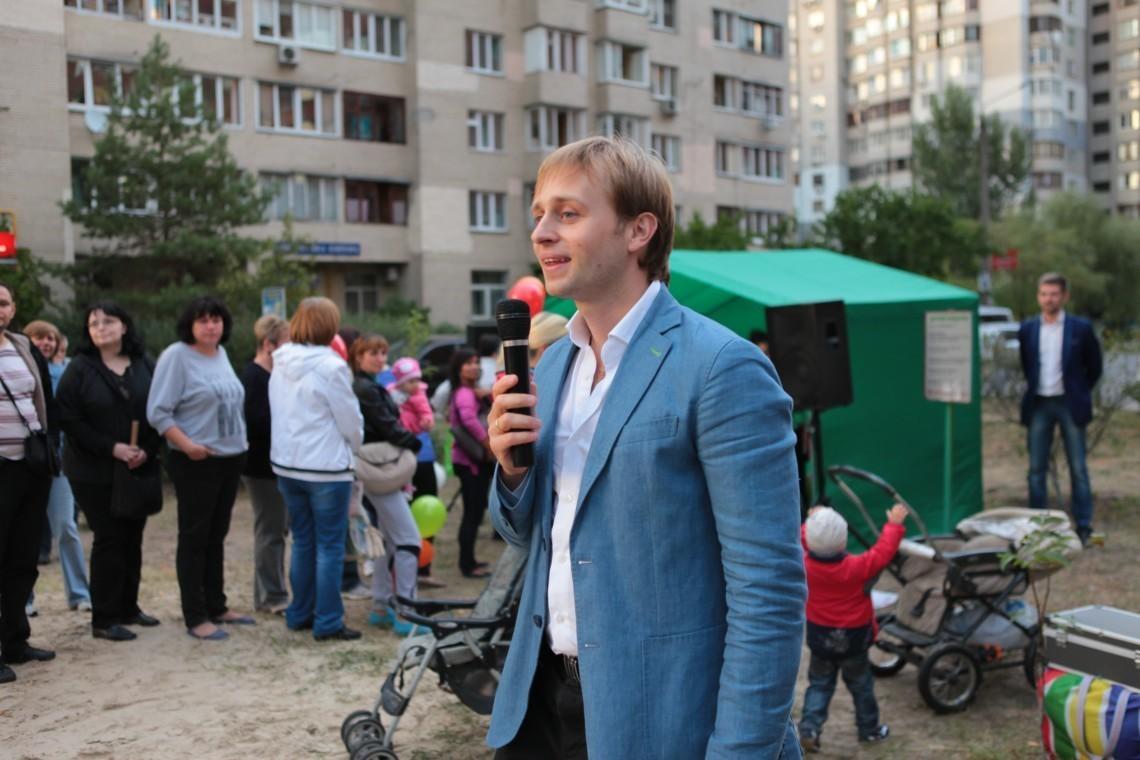 Депутат Київради Сергій Кримчак