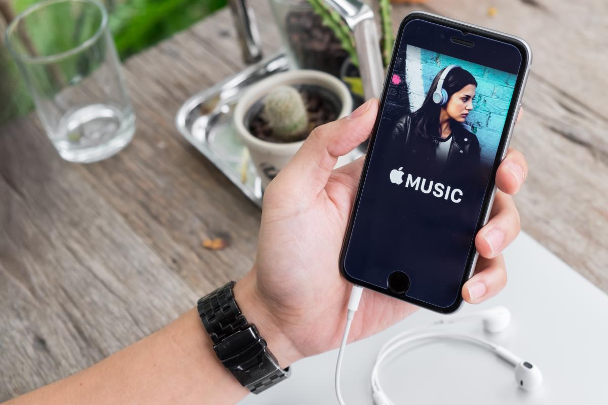 Apple Music отримає велике оновлення / фото ua.depositphotos.com