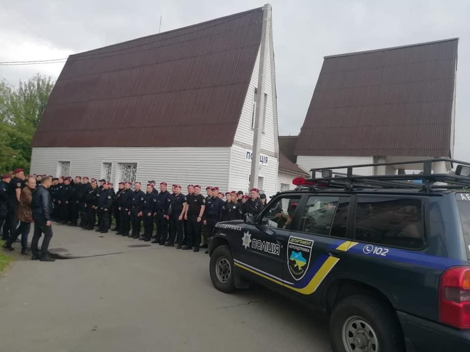 На поиски парня бросили все силы / фото facebook.com/pol.kyivregion