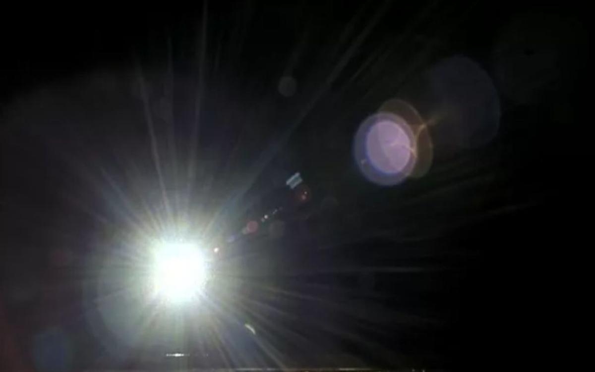Китайський зонд також сфотографував Сонце з космосу / фото CNSA / CLEP