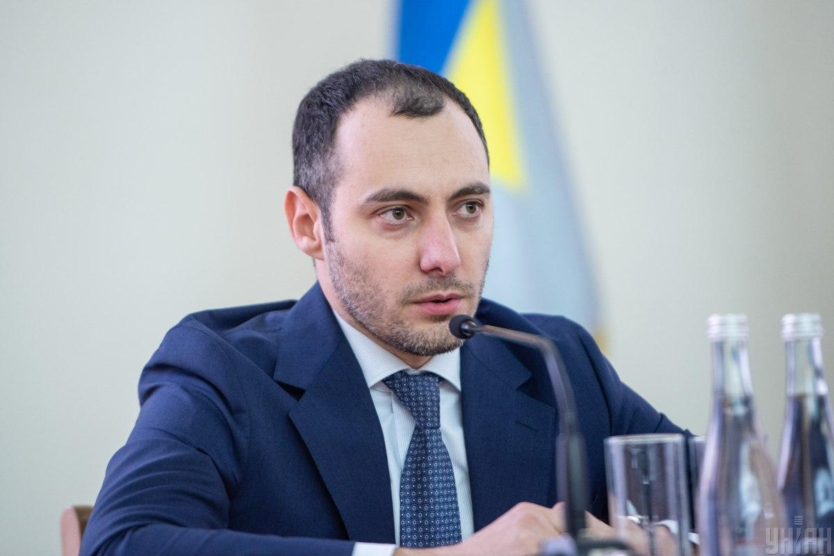Кубраков - новый министр инфраструктуры / фото УНИАН