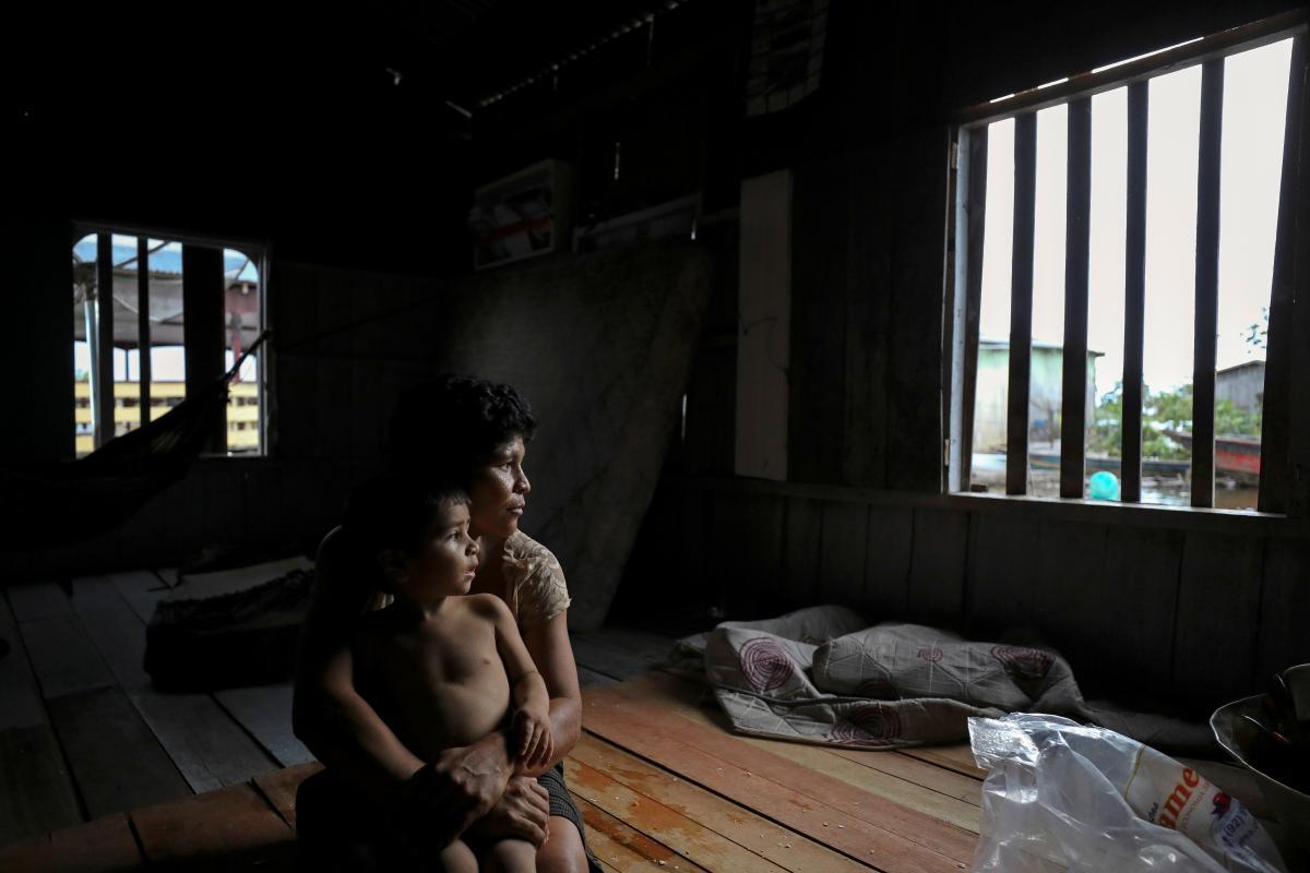 В Бразилии фиксируют больше смертей от коронавируса среди детей / фото REUTERS