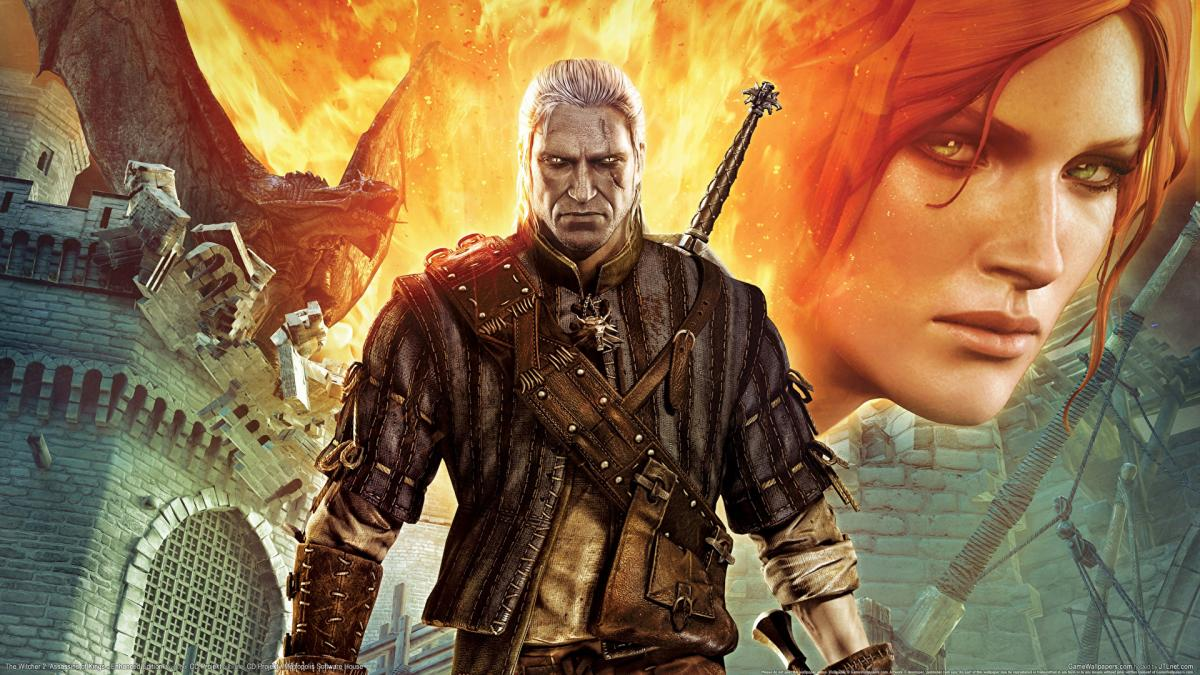 The Witcher 2 / фото CD Projekt RED