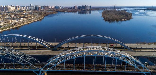 Дарницкий мост / фото Метинвест