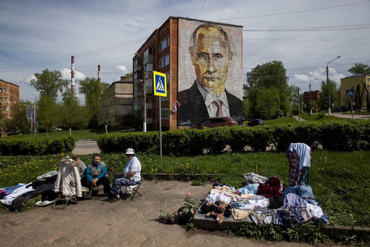 Россия оккупировала украинский Крым в марте 2014 года / Фото: REUTERS