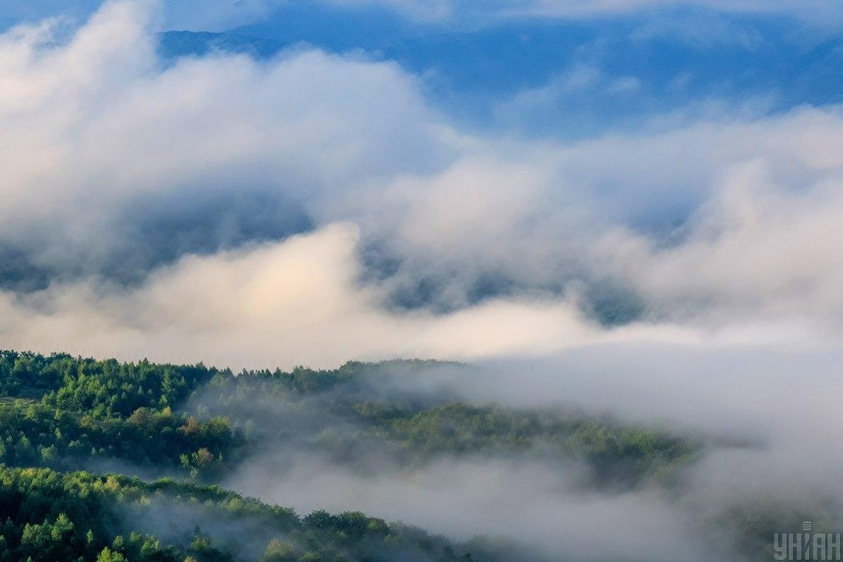В Карпатах в ближайшие дни ожидаются ливни с грозами / фото УНИАН (Янош Немеш)