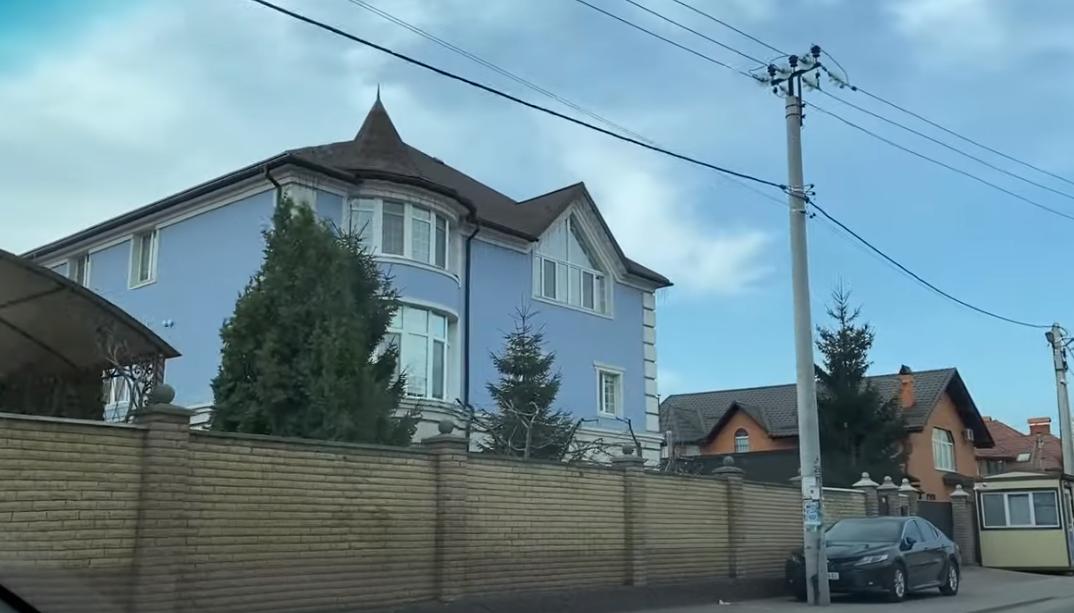 Особняк Дмитрия Разумкова / скриншот