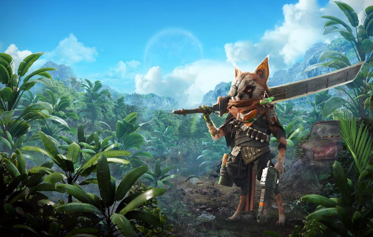 Игра Biomutant выйдет на ПК, PS4 и Xbox One 25 мая / фото THQ Nordic