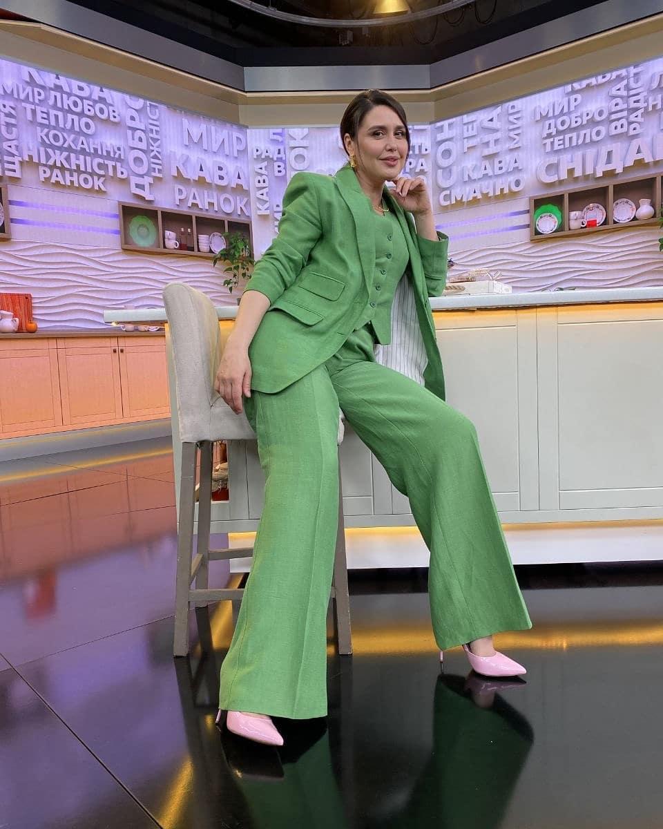 Людмила Барбір / instagram.com/liudmila.barbir