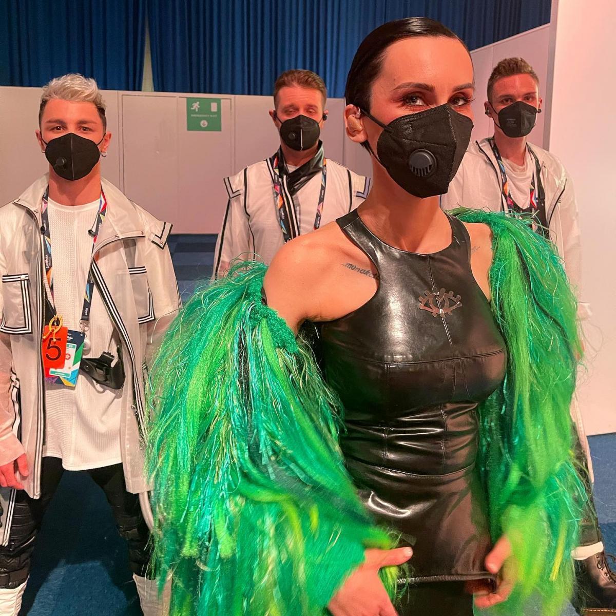 Вирішили, що саме Go_A буде представляти Україну. Бо артисти не винні, що торік конкурс скасували / фото facebook.com/suspilne.eurovision