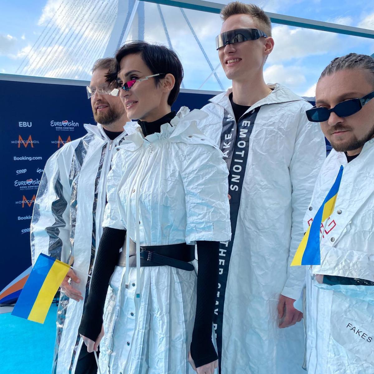 Підтримки варто очікувати від будь-кого, серйозно. Бо українську делегацію класно приймають / фото facebook.com/suspilne.eurovision