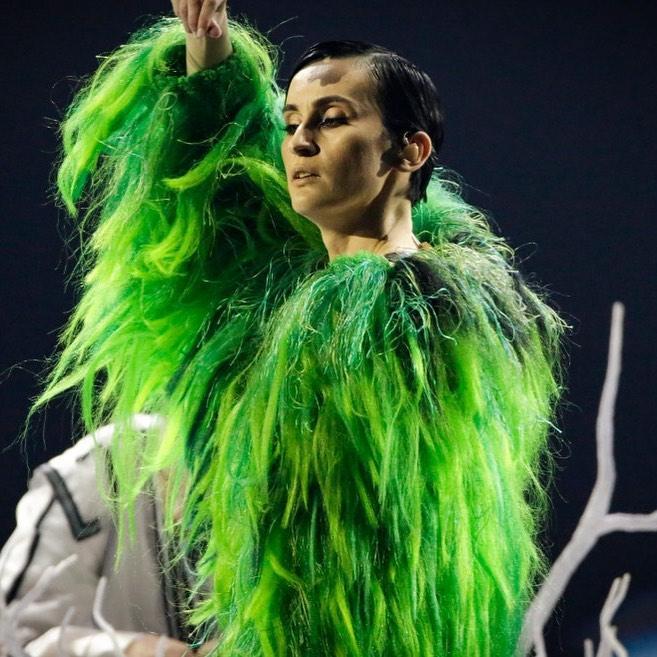 Кліп на пісню «SHUM» увійшов до переліку 10 найпопулярніших відео на офіційному ютуб-каналі Євробачення / фото facebook.com/suspilne.eurovision