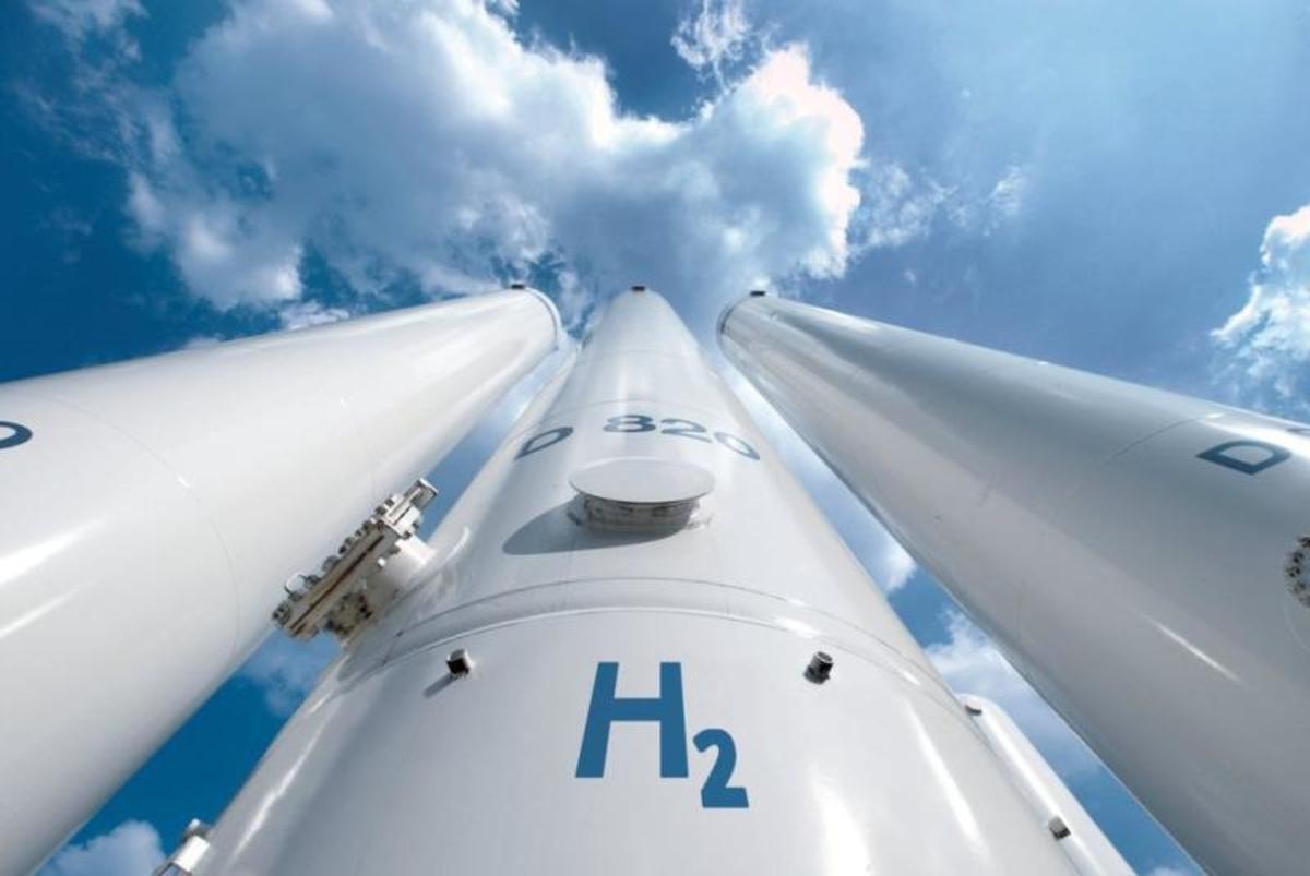 Водород практически не встречается на нашей планете Земля в чистом виде / фото forschung-energiespeicher.info