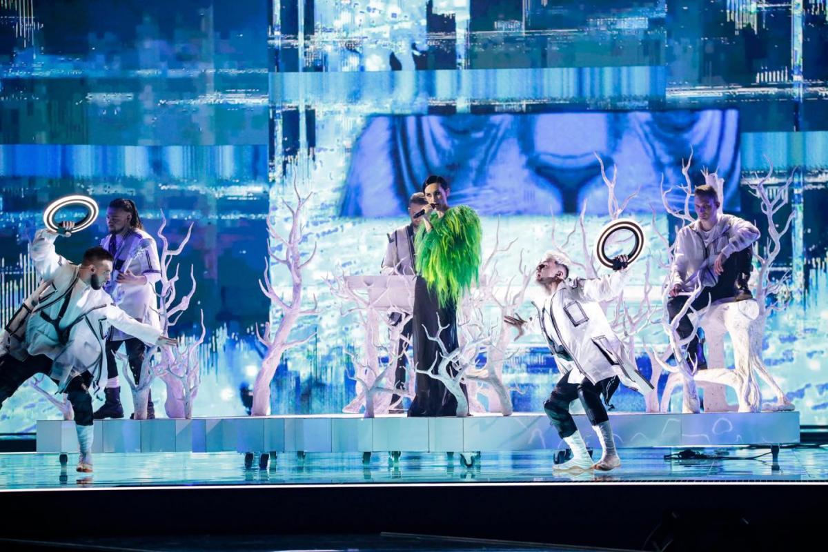 Где смотреть Евровидение 2021 онлайн / facebook.com/eurovision.evrobachennya