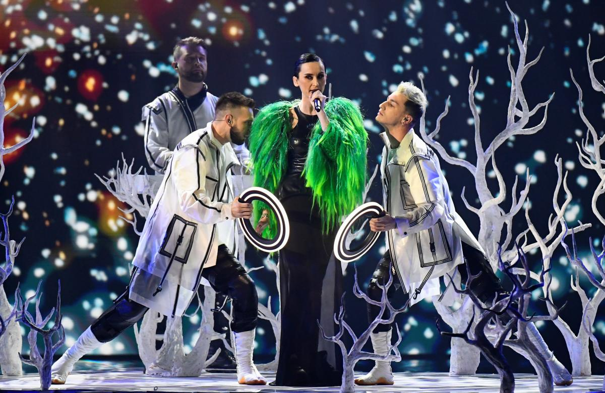 """Украинская группа Go_A и их выступление на конкурсе Евровидение-2021 с песней """"Шум"""". Тот случай, когда украинских исполнителей за рубежом оценили быстрее, чем на родине / Reuters"""