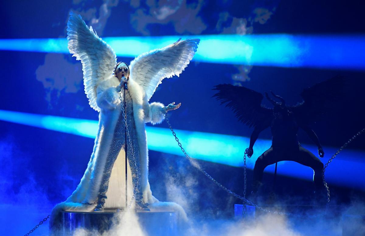 TIX виконав пісню Fallen Angel / Reuters