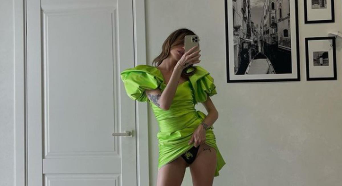 Дорофеева продемонстрировала шикарную фигуру / фото instagram.com/nadyadorofeeva