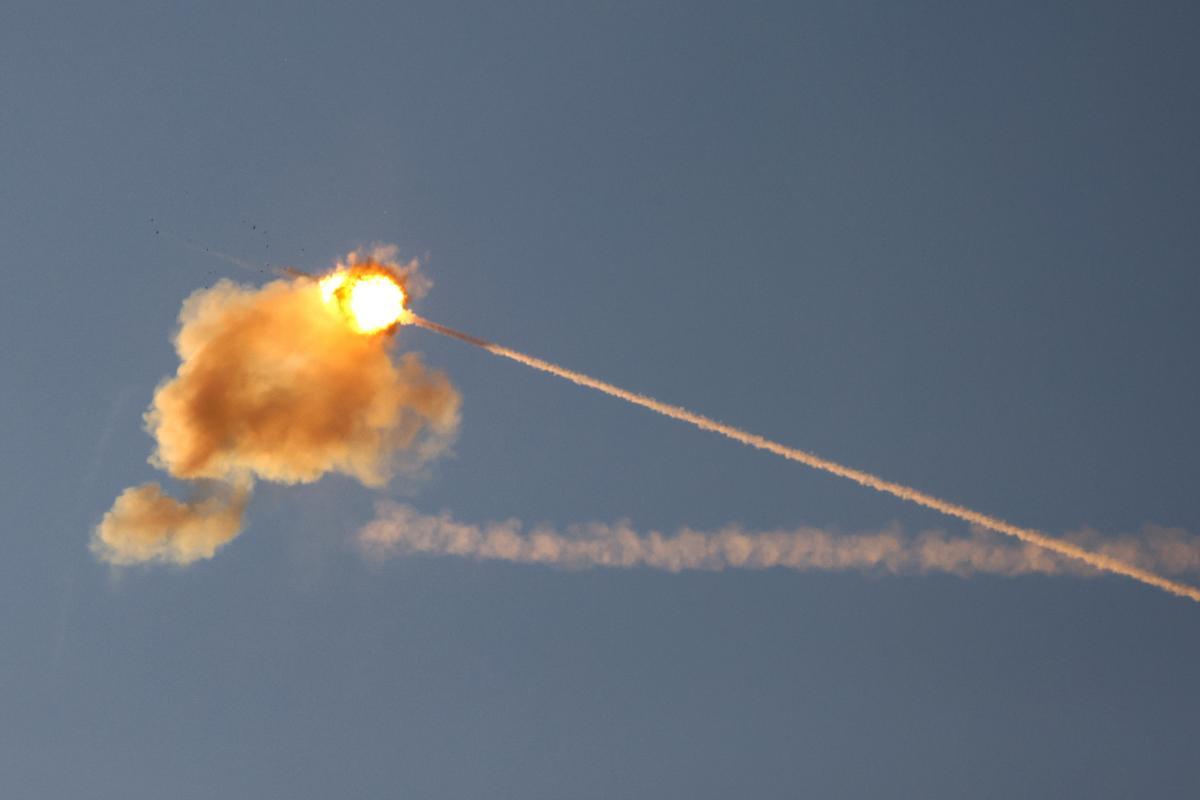 """Украина может получить от США компоненты системы """"Железный купол"""" / фото REUTERS"""