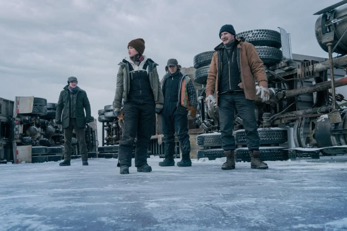"""""""Ледовый дрифт"""" должен выйти на экраны летом 2021 года / фото """"Вольга Украина"""""""