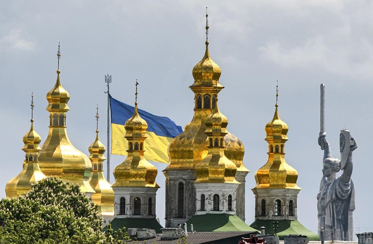 Сегодня в Киеве будет до 627 градусов / фото УНИАН (Владислав Мусиенко)