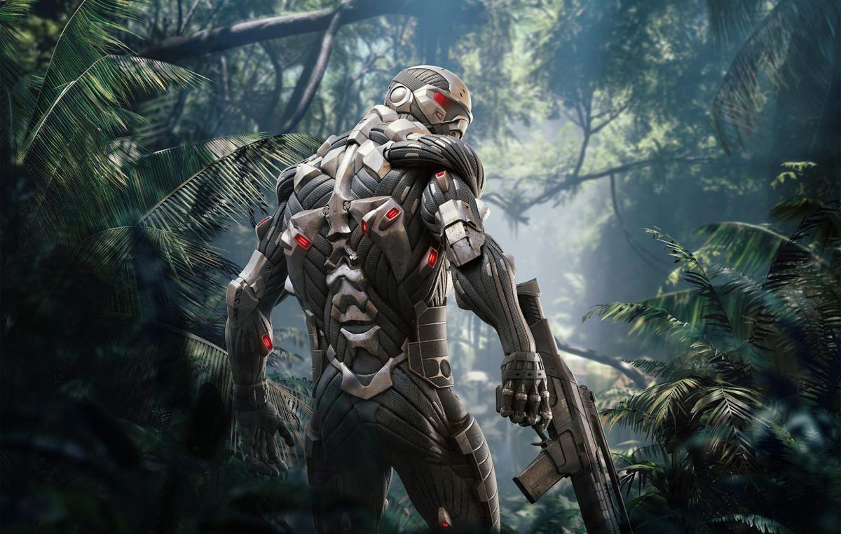Crysis Remastered Trilogy /фото Crytek