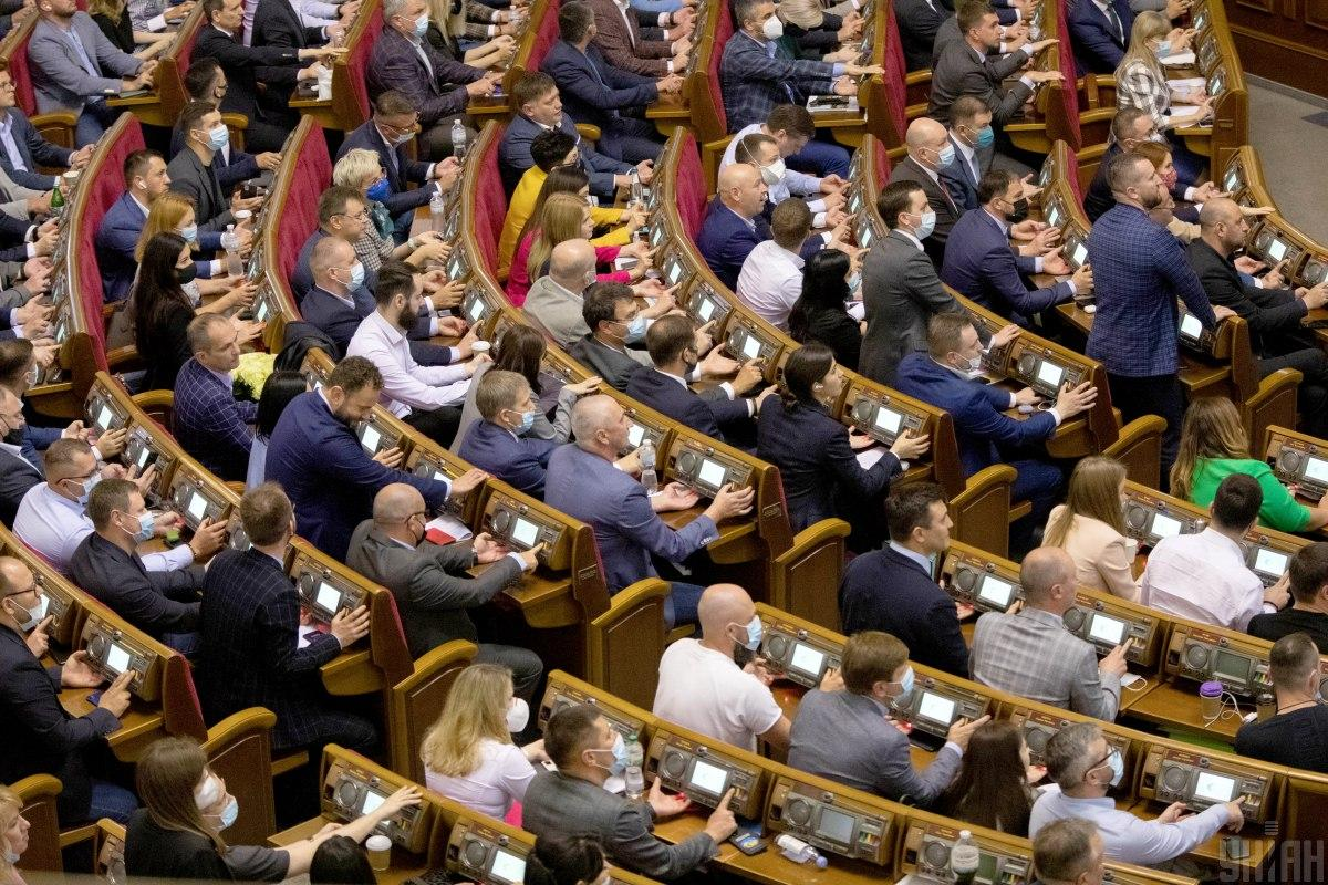 В частности, законом вводится в правовую систему Украины понятие преступления против человечности / фото УНИАН, Александр Кузьмин