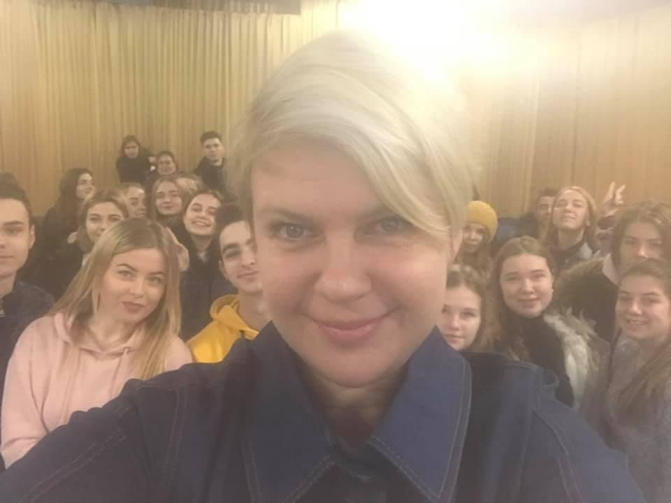 Победоносцева будет модерировать большую конференцию Зеленского 20 мая / facebook.com/ipobedonostseva