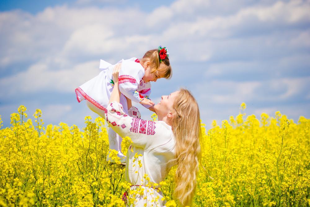 День вышиванки в Украине / фото ua.depositphotos.com