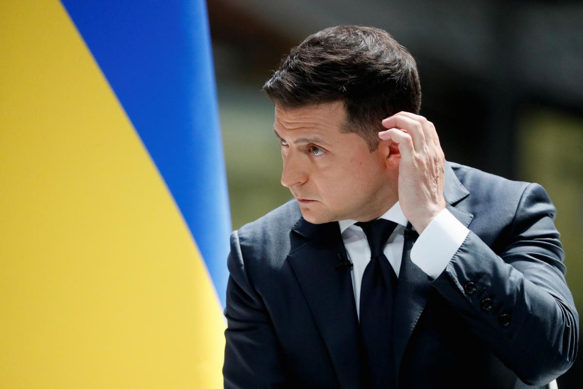 Vladimir Zelensky / photo by REUTERS
