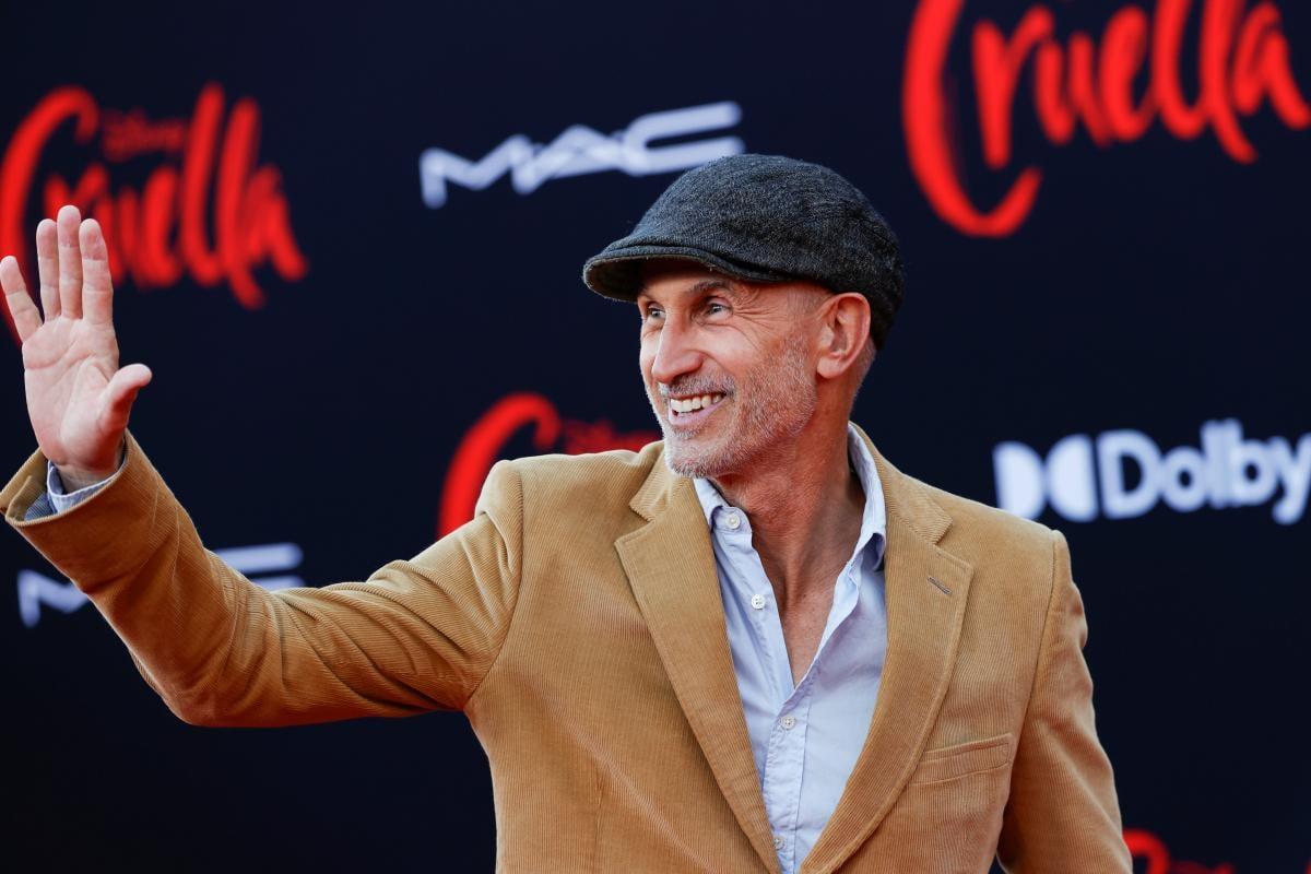 Director Craig Gillespie at the Cruella premiere / photo REUTERS