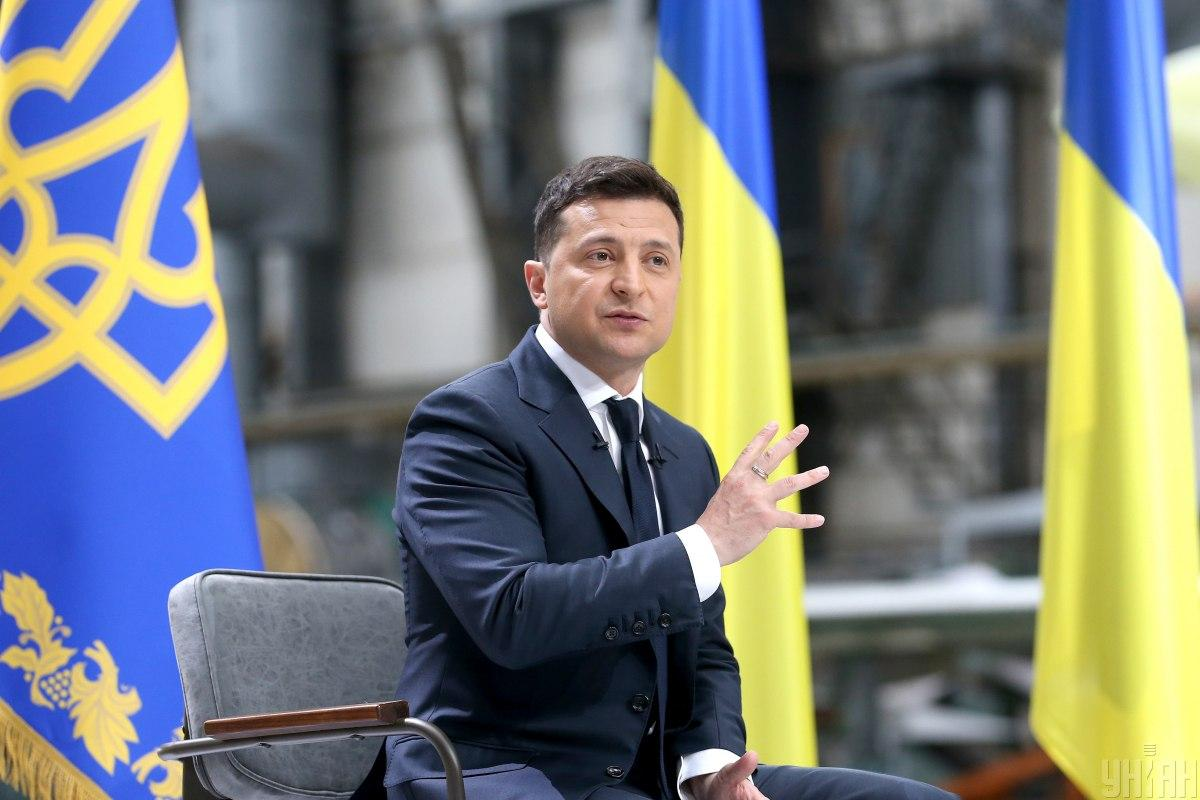Zelensky wants a Plan B before Ukraine joins NATO / Photo from UNIAN, by Viacheslav Ratynsky