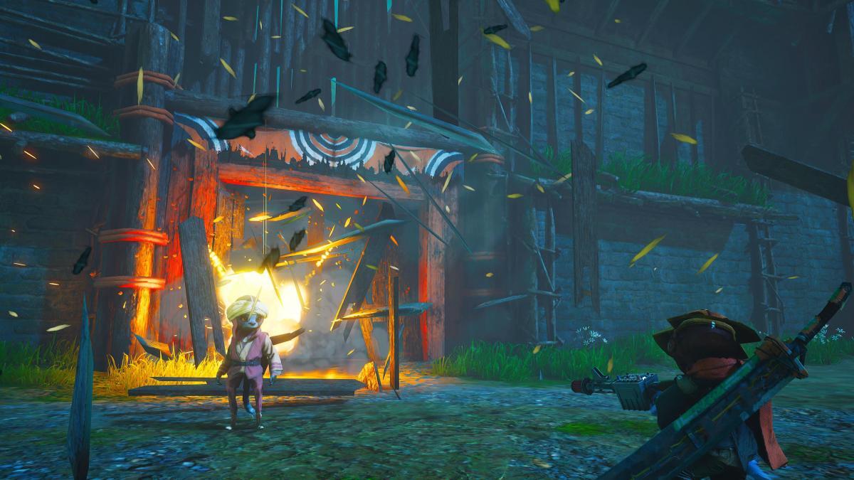 В игре есть простенький фоторежим / скриншот