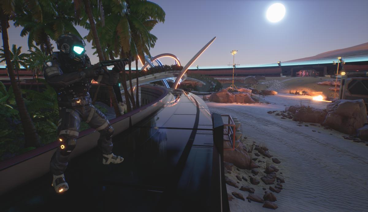 Кадр из игры TinShift /фото MiroWin