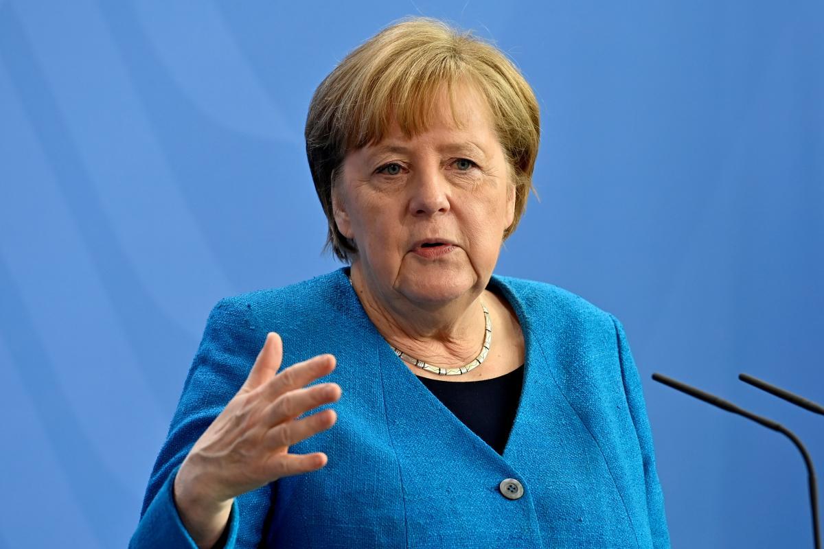 По мнению Меркель, разговоров Байдена с Путиным недостаточно, необходимо, чтобы ЕС также создал форматы для переговоров / фото REUTERS