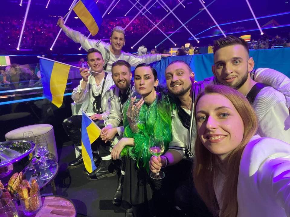 Коли оголосили: «Україна!» – це було велике щастя та полегшення. Звідусіль почали телефонувати та писати привітання. Схоже, вся Україна переживала. Це дуже приємно / фото, надані Оксаною Скибінською