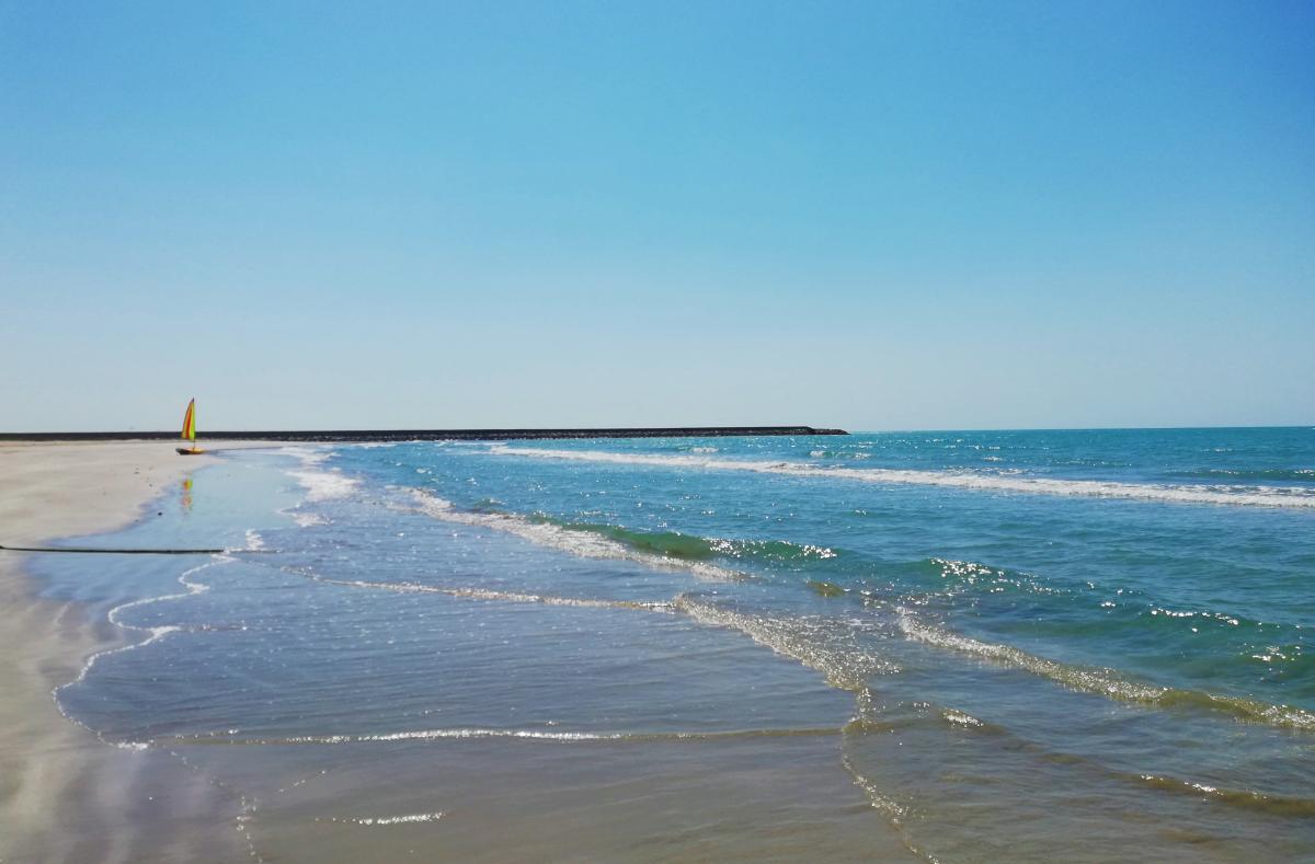 Рас-ель-Хайма приваблює теплим морем цілий рік / фото Марина Григоренко