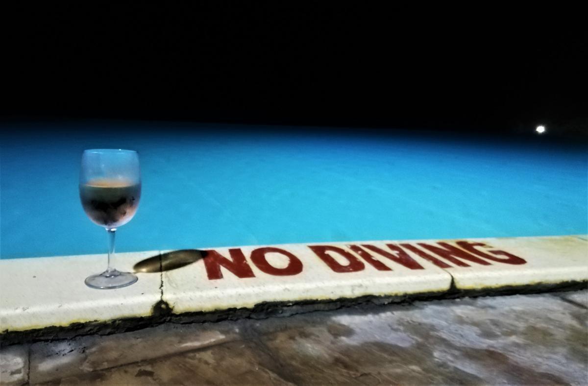 В ОАЕ не все так просто з алкоголем / фото Марина Григоренко