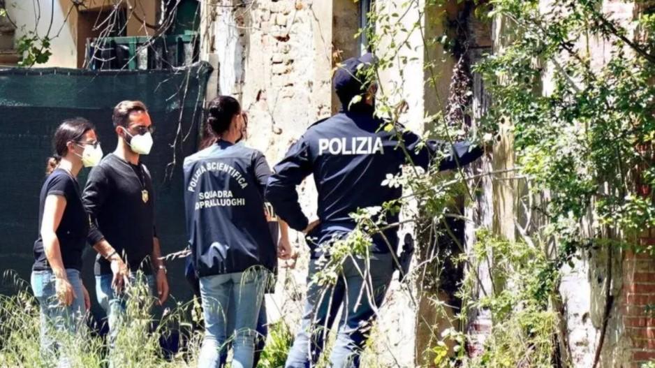 В Италии нашли убитой 29-летнюю украинку Кристину Новак | фото iltirreno.gelocal.it
