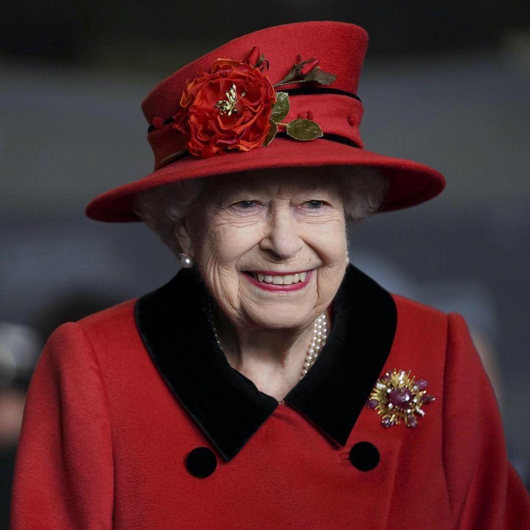 Королева Елизавета поздравила принца Гарри и Меган Маркл с рождением дочери \ фото instagram.com/theroyalfamily