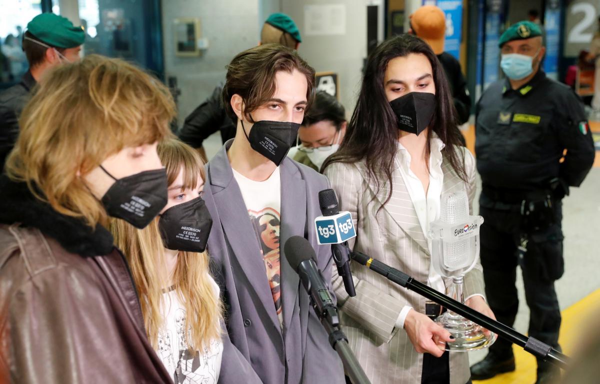 Дамиано пройдет тест на наркотики \ фото REUTERS