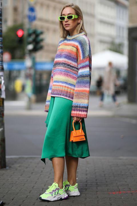В тренде зеленый цвет / фото pinterest.com